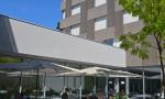 Restaurant Hôtel des Patients Lausanne CHUV projet pilote chambres complémentaires pour le CHUV hôpital vaud