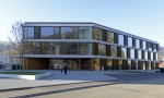 Collège du Fey Moudon Epure HRS façade Préface Sàrl