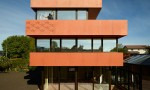 Twin-lah Villa contemporaine Thônex collin Fontaine g8a architectes