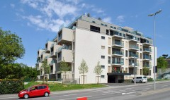 Route de Berne 111  immeuble locatif sur les hauts de Lausanne  à louer Verbel