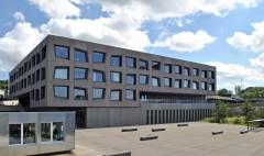 BioPôle Centre hospitalier de jour, cabinets médicaux, sièges d'entreprises, conférences et bureaux à Epalinges Croisettes M2 par Atelier Cube Architectes et Puma Construction