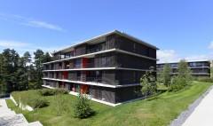 A louer Quartier d'habitation architecture moderne location Le Mont