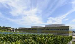 Construction Architecture réalisée par Steiner Entreprise générale et dl-a designlab