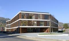Collège du Fey Moudon Epure HRS Vue sud