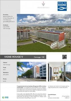 Promotion logements location et PPE à Carouge Régie du Rhône Genève