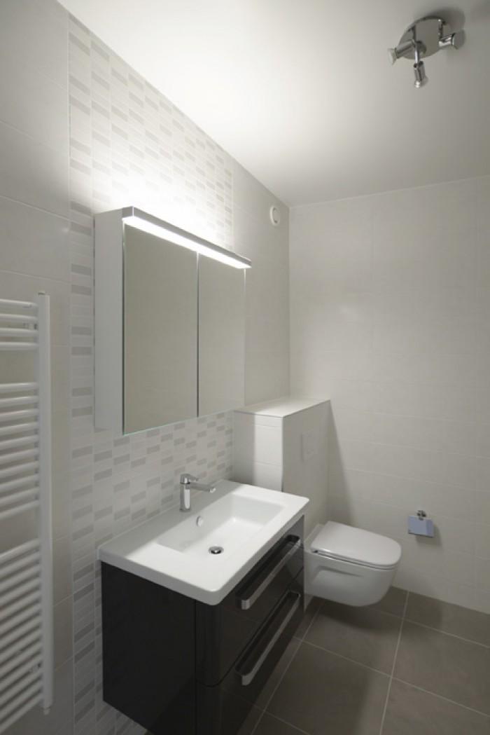 Caudoz Pully rénovation transformation d'un appartement PPE salle de bains