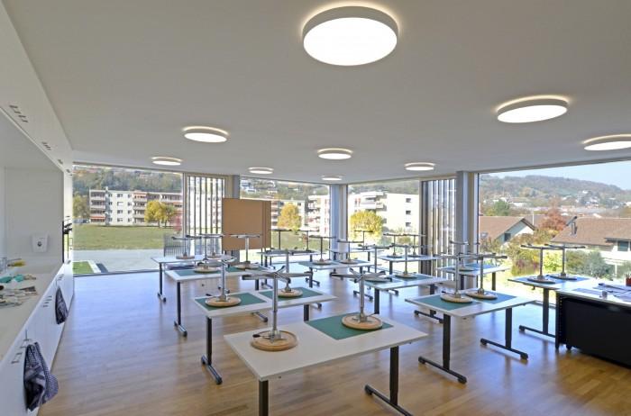 Collège du Fey Moudon Epure HRS classe