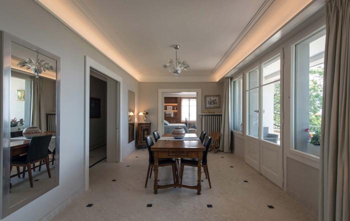 Cerisiers 35 Corseaux Ateliers GEC à Vevey redonne son lustre passé à cette villa de 1930