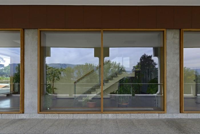 Lancy Vendée La rénovation en 2019 a été menée par Construction Perret en EG et Omarini Micello architectes