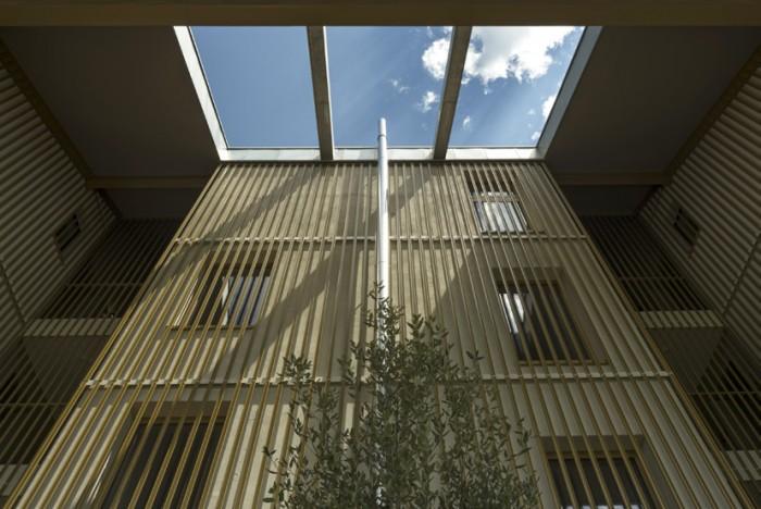 Croix-du-Moulin 4 Apples Sennwald Architectes Olivier Gisiger photo