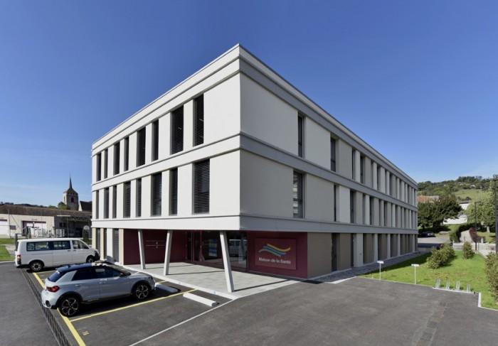 Maison de la Santé Moudon Epure Hrs
