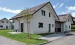 En Concanet Villas dans Quartier résidentiel et villageois Lussy-sur-Morges vernet hogge architectes