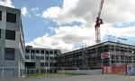 BIOPÔLE SE-B construction d'un pôle de biotechnologie par Brauen Waelchli Losinger Marazzi et Retraites populaires