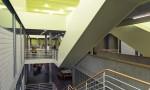 Collège du Sud Bulle Fribourg ajout d'un étage construction bois