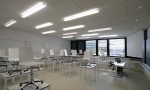 Collège du Sud Bulle Fribourg salle de classe