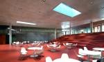 Construction du Gymnase de Renens CEOL GYRE aula centrale