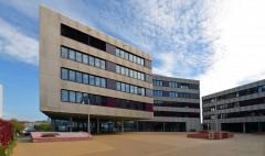 Construction du Gymnase de Renens CEOL GYRE Préau et cour