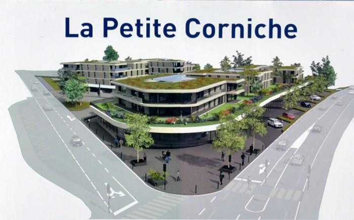 Promotion La Petite Corniche Quartier d'habitation commerces et bureaux à Lutry