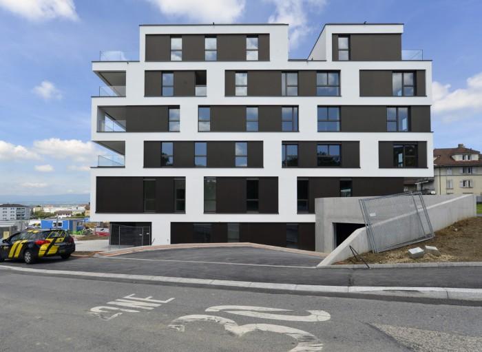 Les Logis de Prilly est un projet immobilier