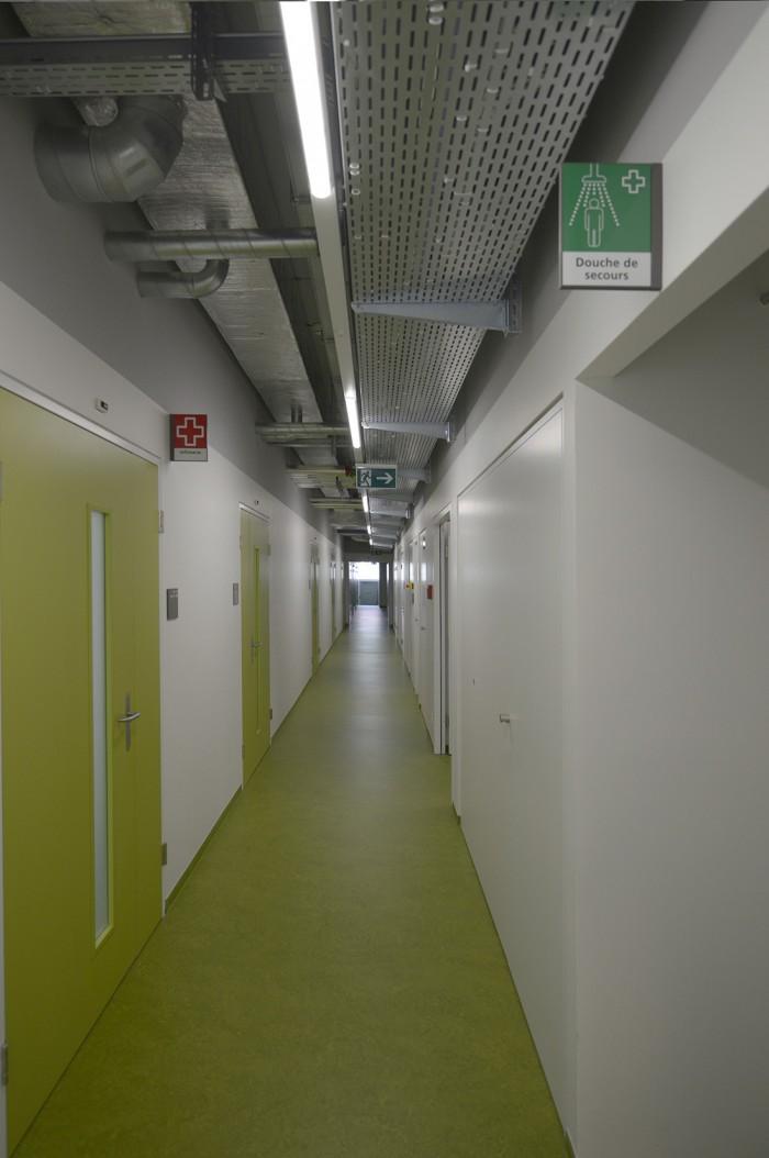 laboratoires Agroscope Changins