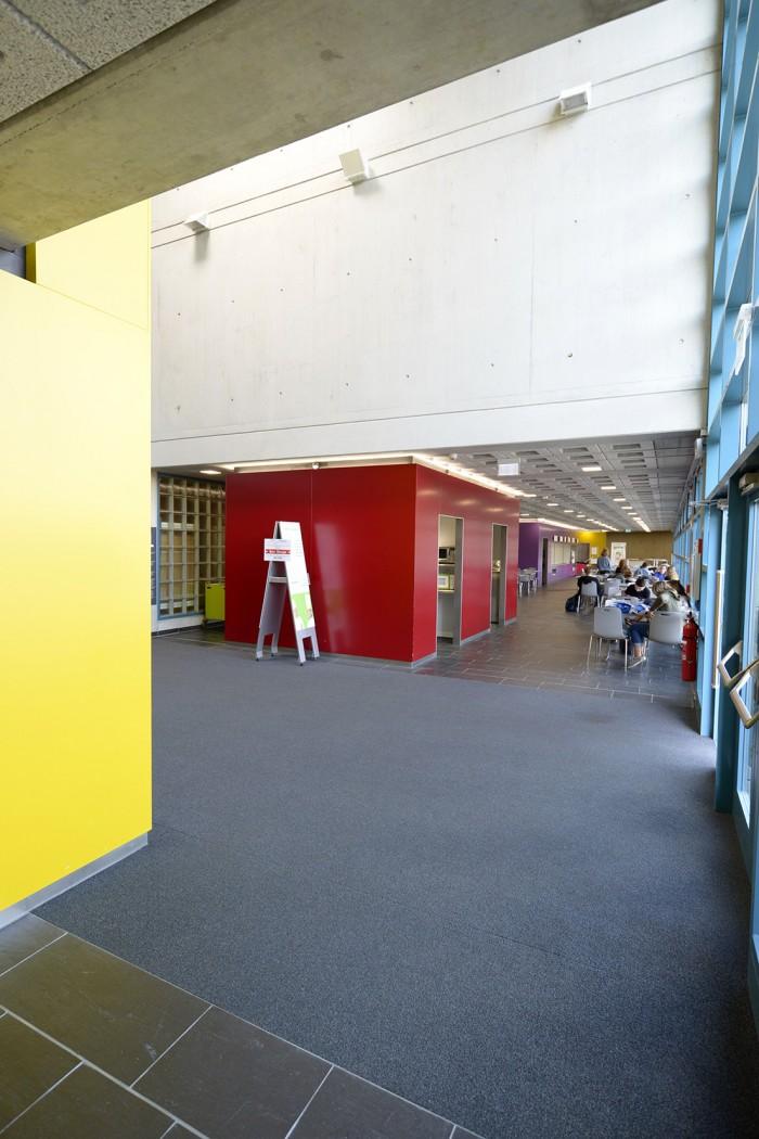Collège du Sud Bulle Fribourg Cafétéria