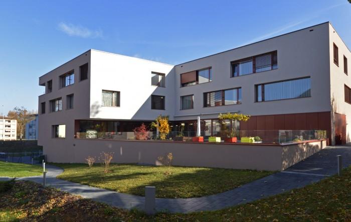EMS La Lembaz Valbroye Marnand Epure Architectes vue terrasse