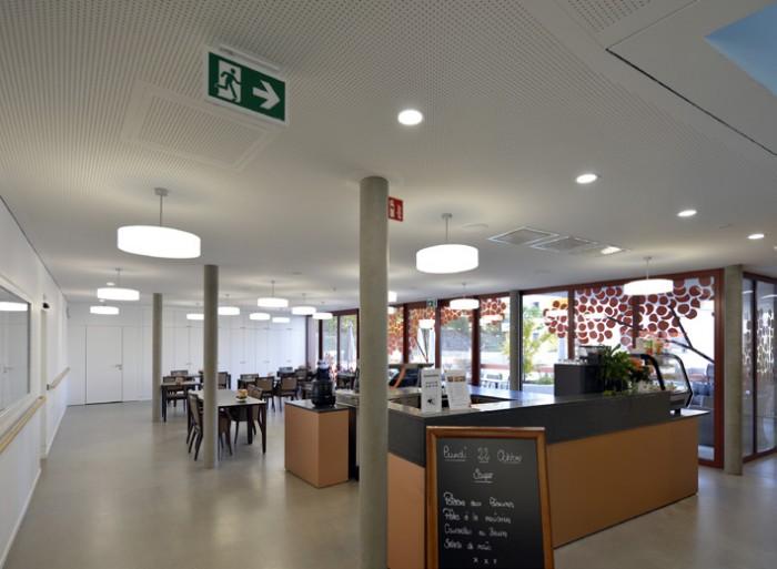 EMS La Lembaz Valbroye Marnand Epure Architectes restaurant