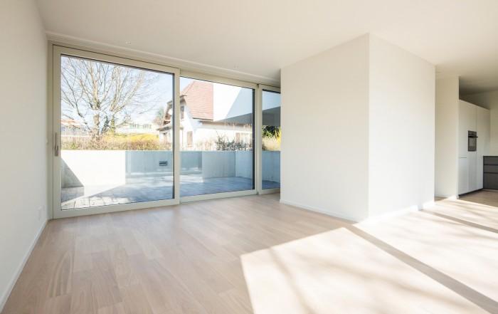 Villa Mousse à Genève Atelier Objectifs Architectes
