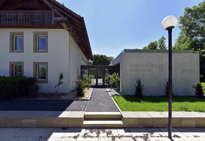 Administration communale Henniez Closalet Epure architecture