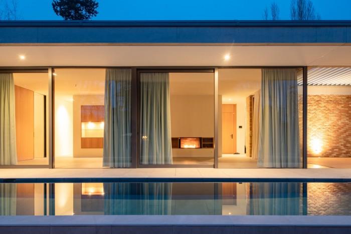 Villa inspiration Mies van der Rohe atelier objectifs